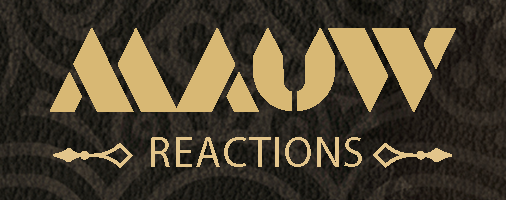 Mauw - Reactions : chat rit, varan