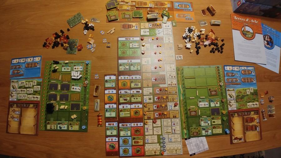 Terres d'Arle Tea & Trade