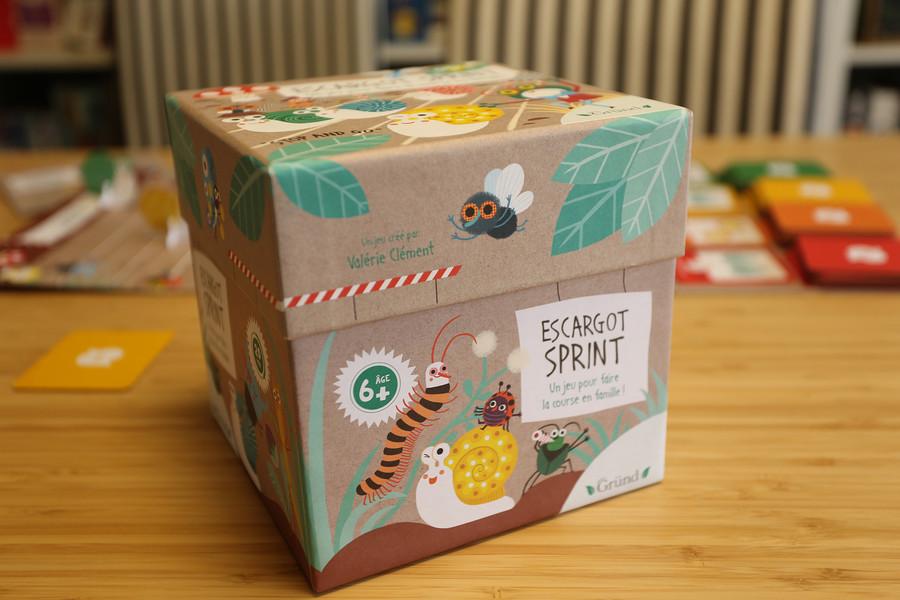 Escargot Sprint