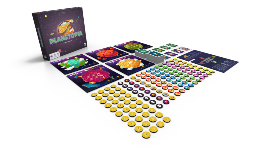 Décollage imminent pour Planetopia sur Kickstarter!