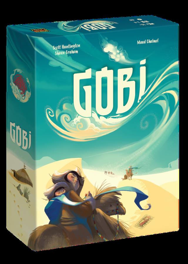 Gobi - Mock Up