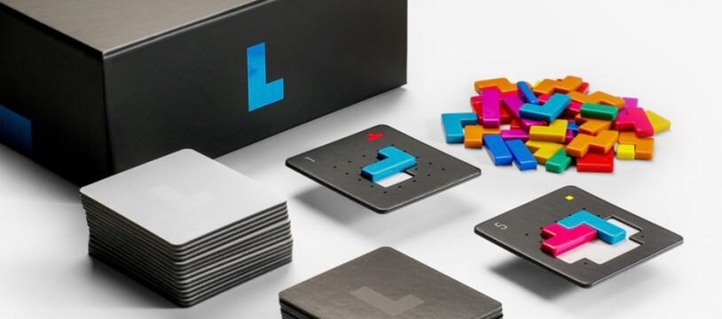 Project L : un Tetris à moteur !