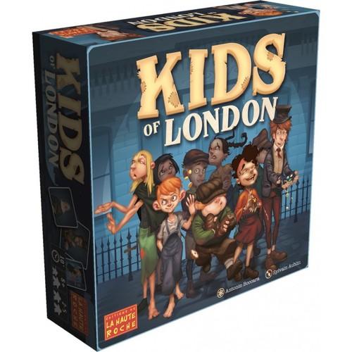 Kids of London: Pour gagner... soyez deuxième!