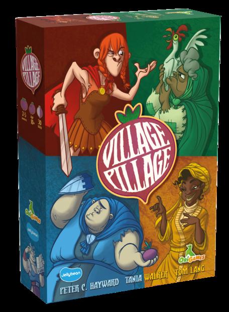 Village Pillage, pour quelques navets de plus…