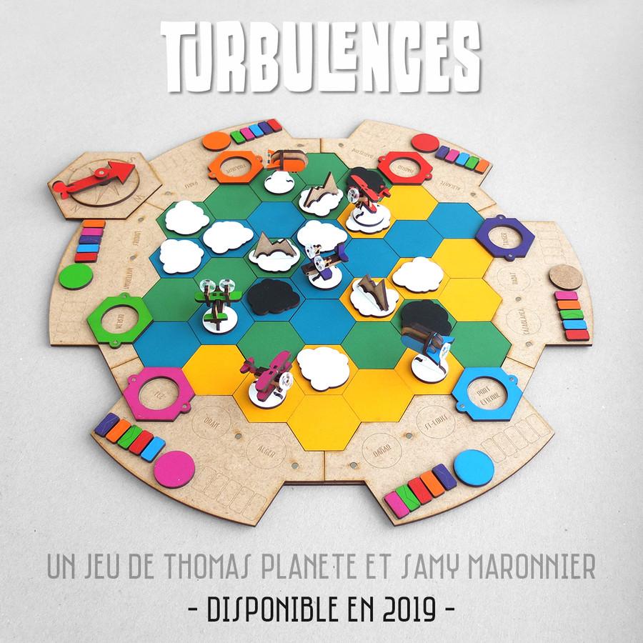 TURBULENCES en direct sur TRIC-TRAC !