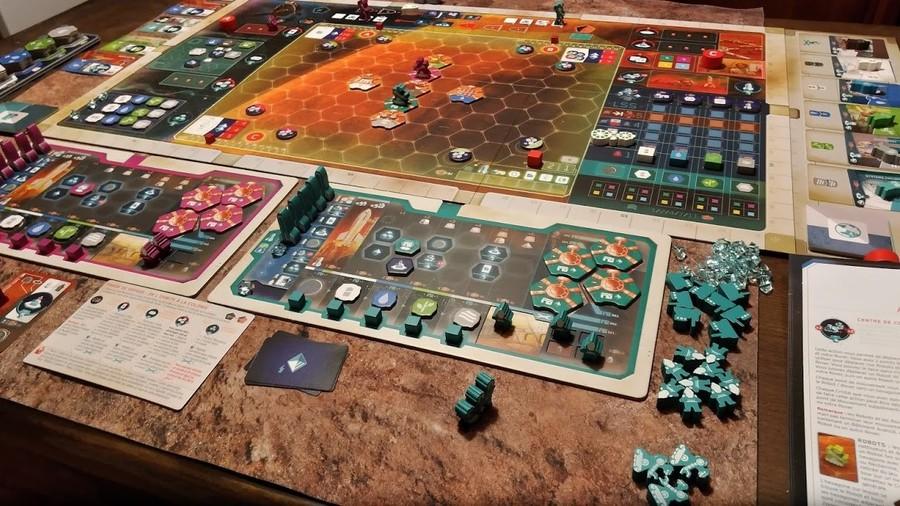 On Mars partie 1