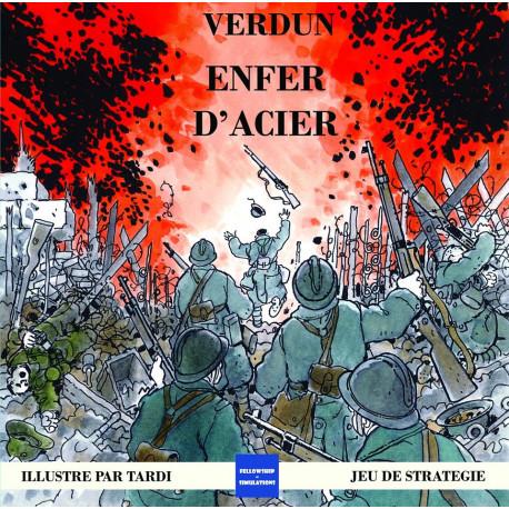 Verdun Enfer d'Acier