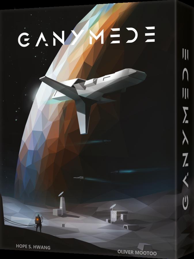 Ganymede - Carnet d'éditeur 1/3
