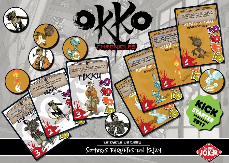 OKKO CHRONICLES - LES SUIVANTS ET LES KAMIS