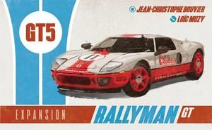 Rallyman GT - Extension GT5
