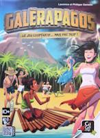[Jeux A Thème] Sur le Vif : Review de Galèrapagos ! Pour revivre Koh-Lanta entre amis!