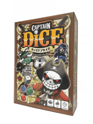 Captain Dice (キャプテンダイス)