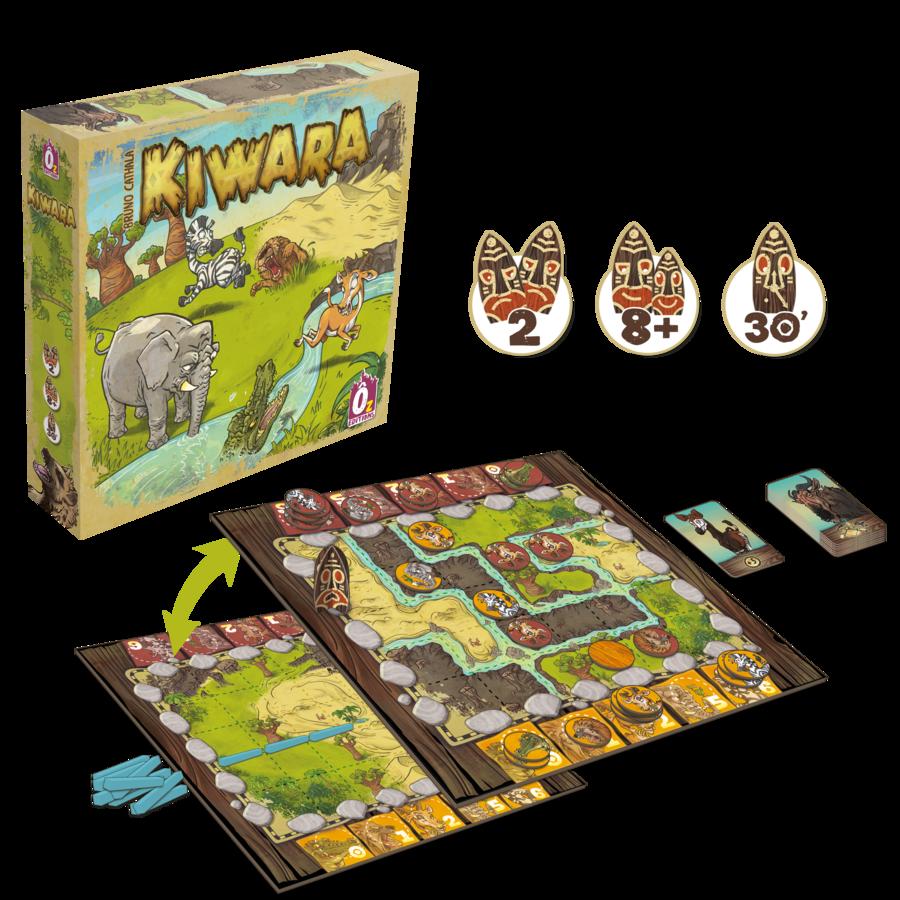 Kiwara est là !
