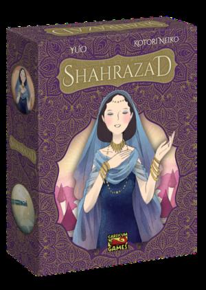 Boite Shahrazad