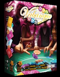 Vabanque en Kickstarter - Dernier carnet d'éditeur (n°4)