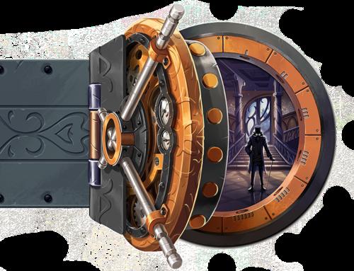 Professeur Evil et la Citadelle du Temps : Ce que le temps path vite..
