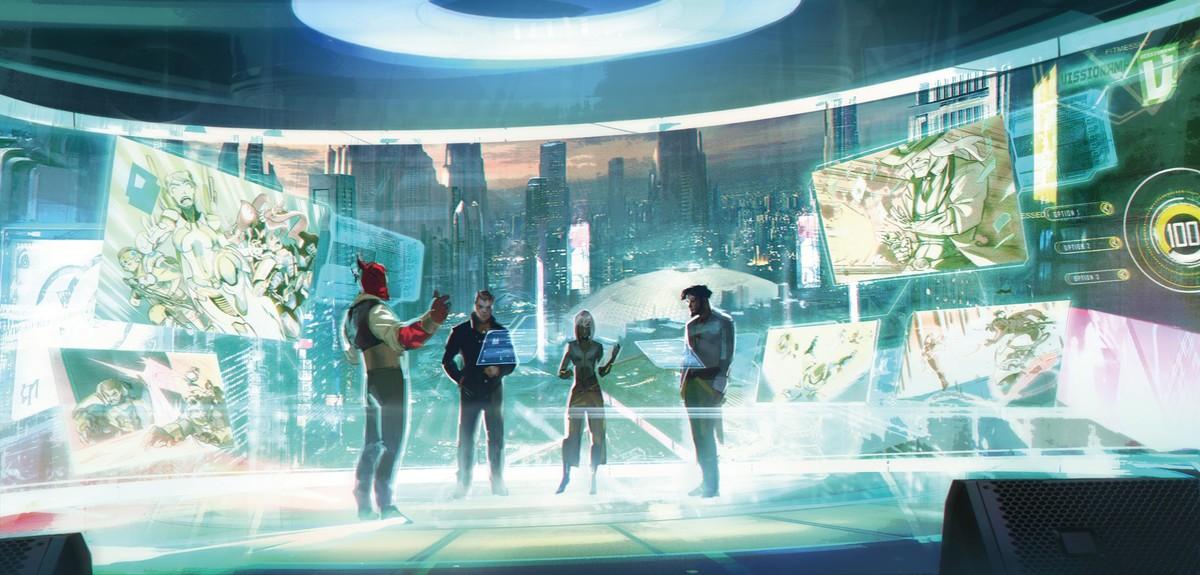 Interviews avec Corvus Belli autour des jeux Infinity