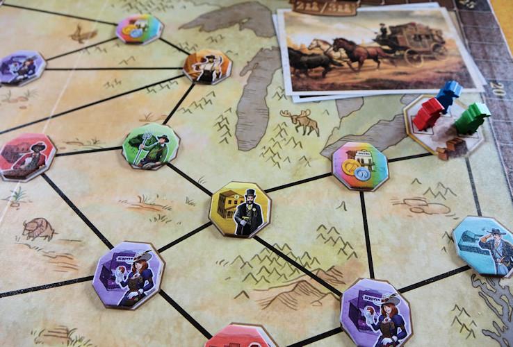 Far West : Review de Pioneers !