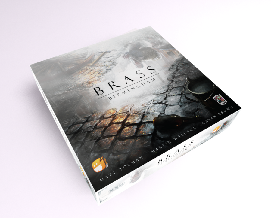 Nouveautés Funforge : Brass Lancashire et Brass Birmingham sont disponibles en VF