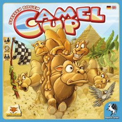 Camel Up: front