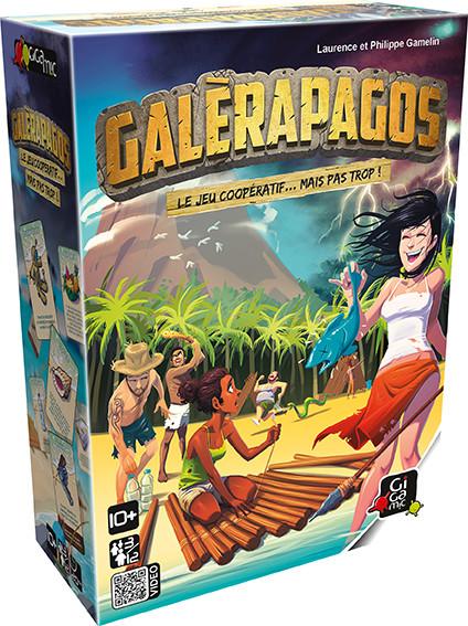 Galérapagos : mes équipiers ? Des rats... d'eau... de mer !