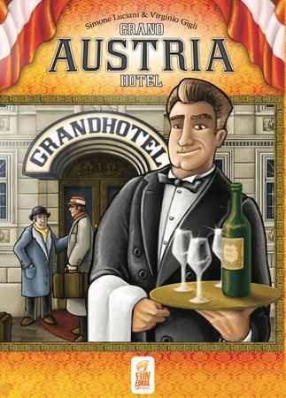 Grand Austria Hotel : Tapis rouge, trois étoiles !