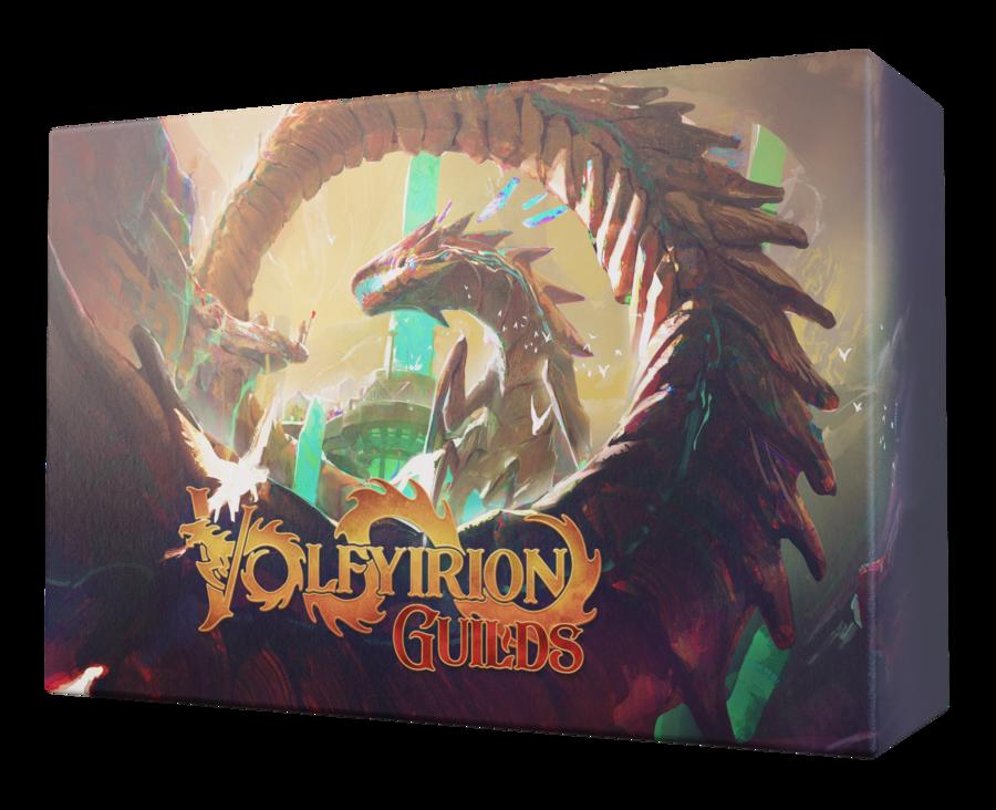 Volfyirion Guilds est annoncé sur KS fin Juin et on y a joué