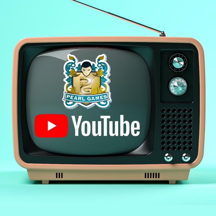 Retrouvez Pearl Games sur You Tube