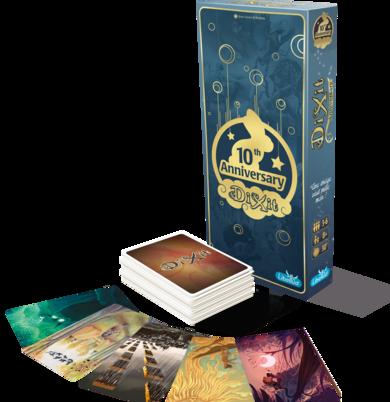 Dixit Anniversary : des contes et des cartes