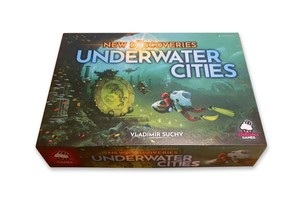 Underwater cities Extension