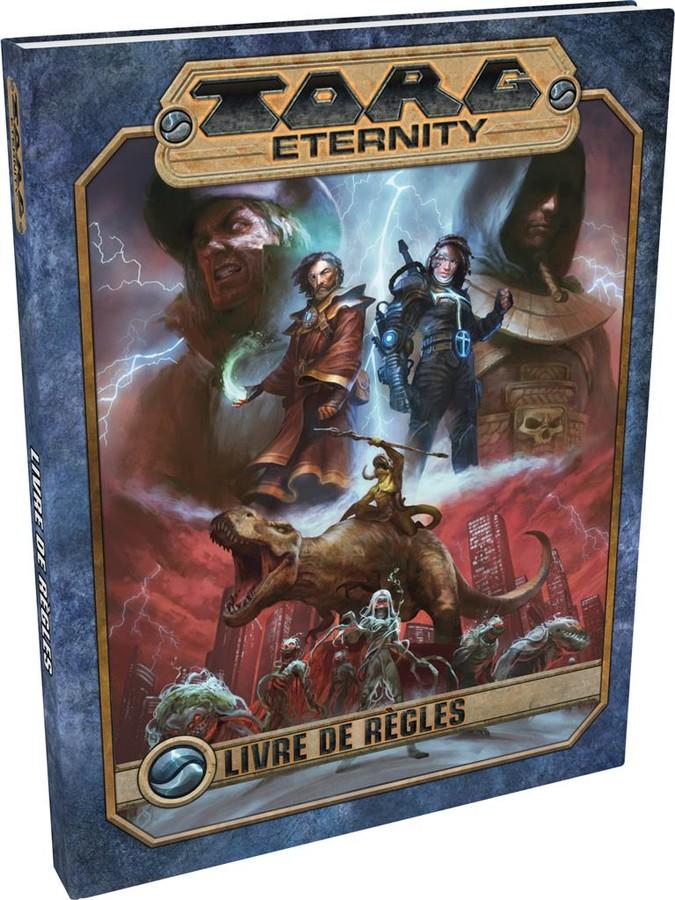 Torg Eternity - livre de règles
