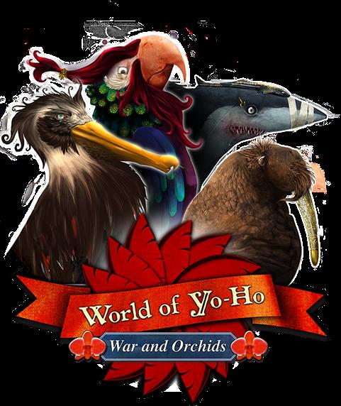 Le monde de Yo-Ho, et pour une barette de rom hohoho !
