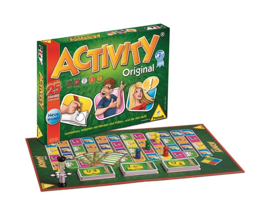 25 Jahre Party-Aktivitäten
