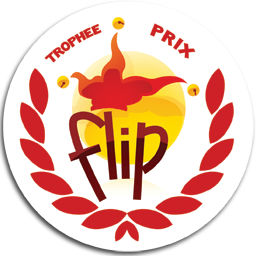 Trophée FLIP Editeur Réflexion