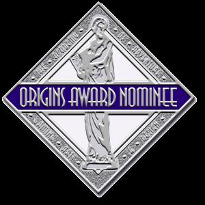 Nominiert für die Origins Awards 2015