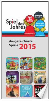 Broschüre 2015 und harte Entscheidungen
