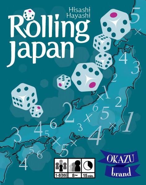 Rolling Japan, des dés à la préfecture