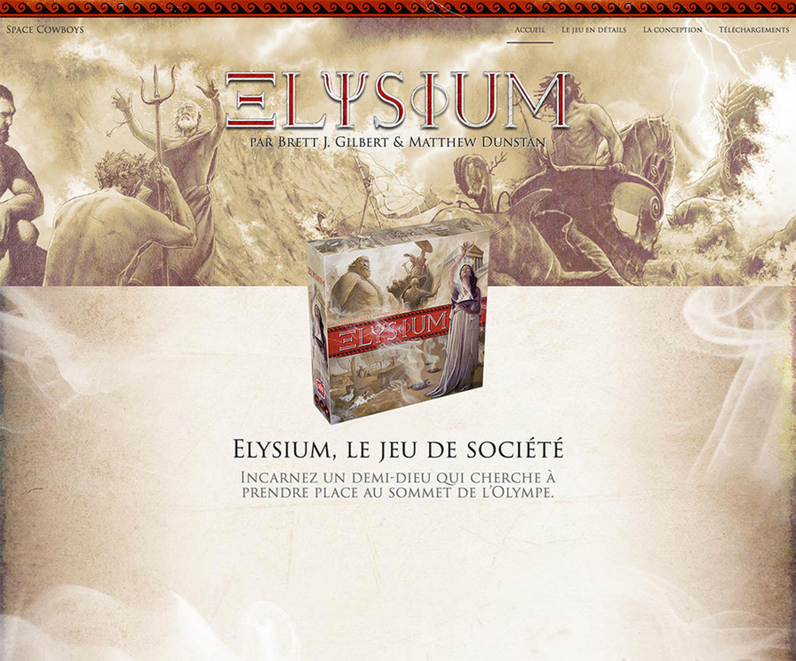 Elysium, le site & The Trailer...