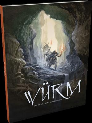 Würm 2e Edition - Livre de base