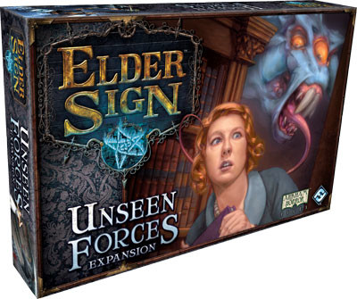 Des forces invisibles en approche pour le Signe des Anciens