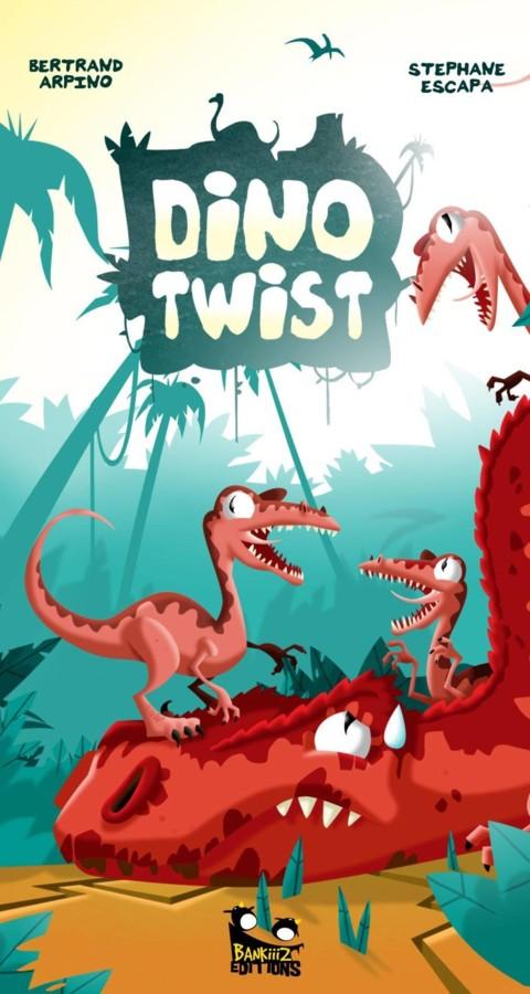 Dino Twist, nouveau jeu, nouvel éditeur