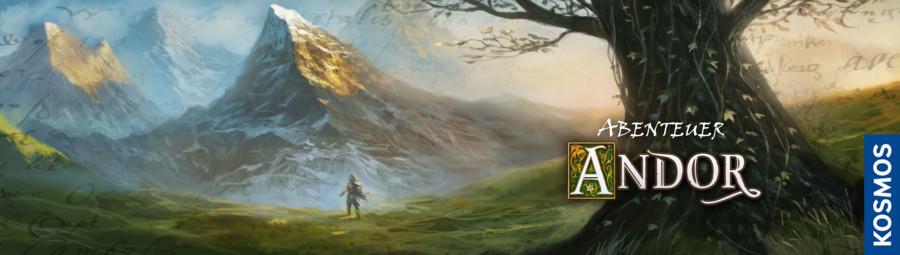 Andor-Communityspiel mit Orfen