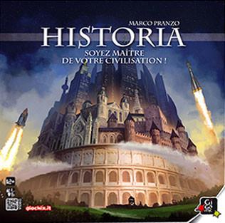 Historia, tout savoir pour conquérir le monde