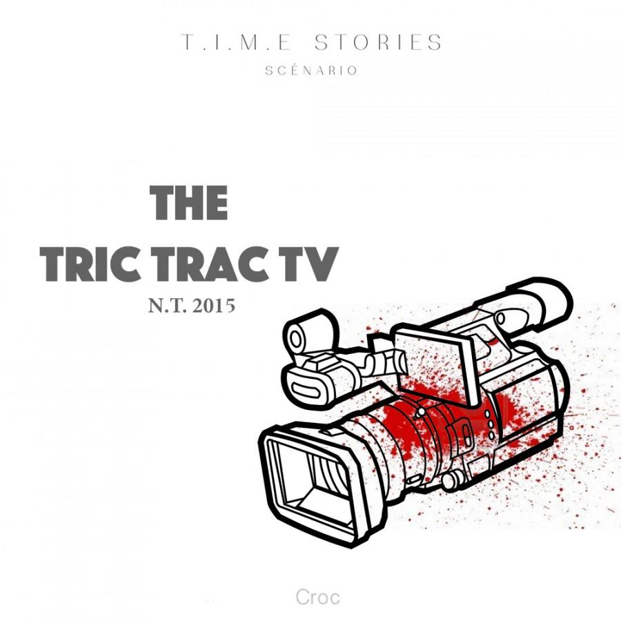 Concours : TTTv T.I.M.E. Stories, l'invité sera...