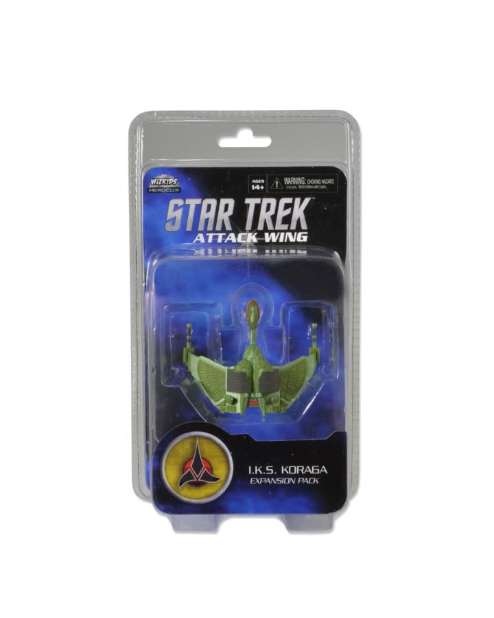 Star Trek : Attack Wing - Vague 2 - I.K.S. Koraga