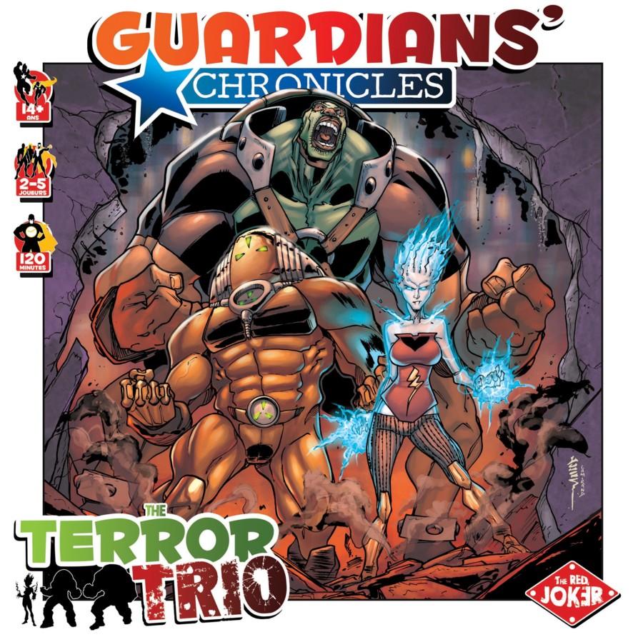 The Terror Trio : Les trois affreux en boutique