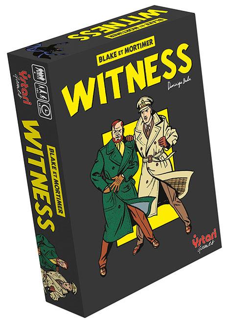 Witness: la bande annonce