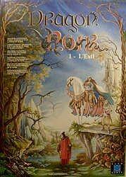Dragon Noir I : L'exil
