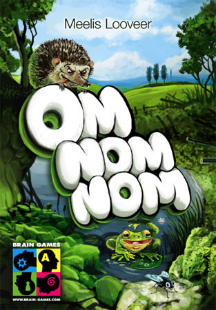 Neuer Titel für Om Nom Nom?