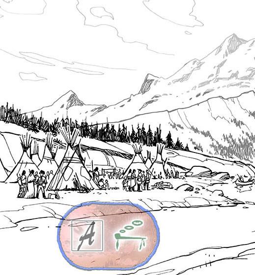 Discoveries : the Journals of Lewis & Clark, expédition en cours